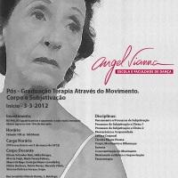 Terapia através do movimento: nova turma de especialização na Faculdade Angel Vianna (FAV-RJ)