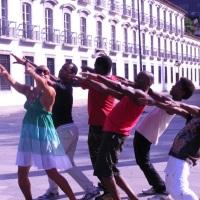 """""""Uma ocupação negra"""": Rubens Barbot e Cia. ocupam o Centro de Artes Calouste Gulbenkian (RJ)"""
