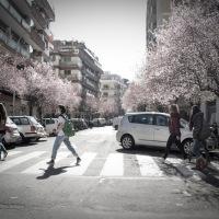 """""""a caminhada (o) espaço social (os) corpos"""": oficina com Claire Buisson (FR) e Luiza Meira (BR) em São Paulo"""