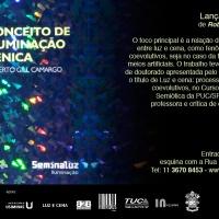 Conceito de Iluminação Cênica: Roberto Gill Camargo lança seu livro em São Paulo