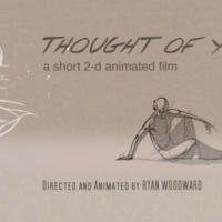 "[vídeos] ""Thought of you"", animação de Ryan Woodward"