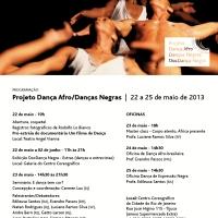 Carmen Luz e Núcleo Curva: dança negra no Rio de Janeiro e em Paris (FR)
