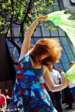 Stela Guz - Dia Internacional da Dança (2013)