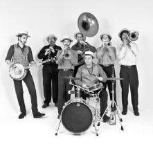Monte Alegre Hot Jazz Band / foto: João Salomão