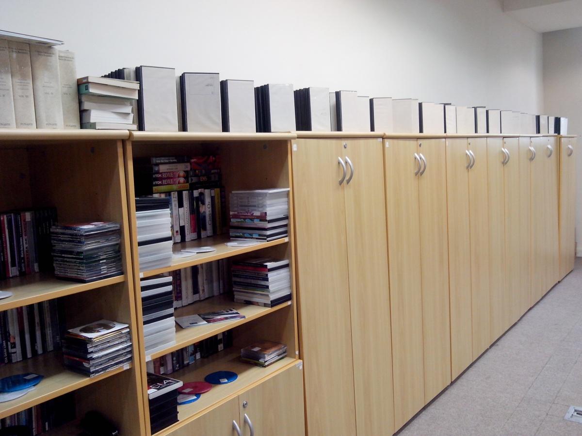 [Tem na Midiateca] CTRL+ALT+DANÇA inaugura série de postagens sobre o acervo do Centro Coreográfico (RJ)