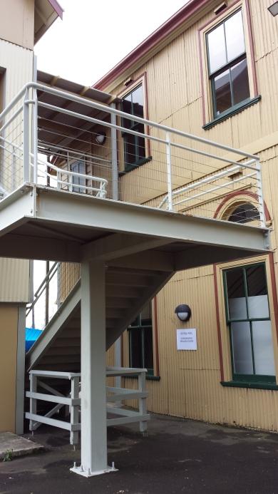 O Critical Path fica num porto em Rushcutters Bay, na cidade de Sydney