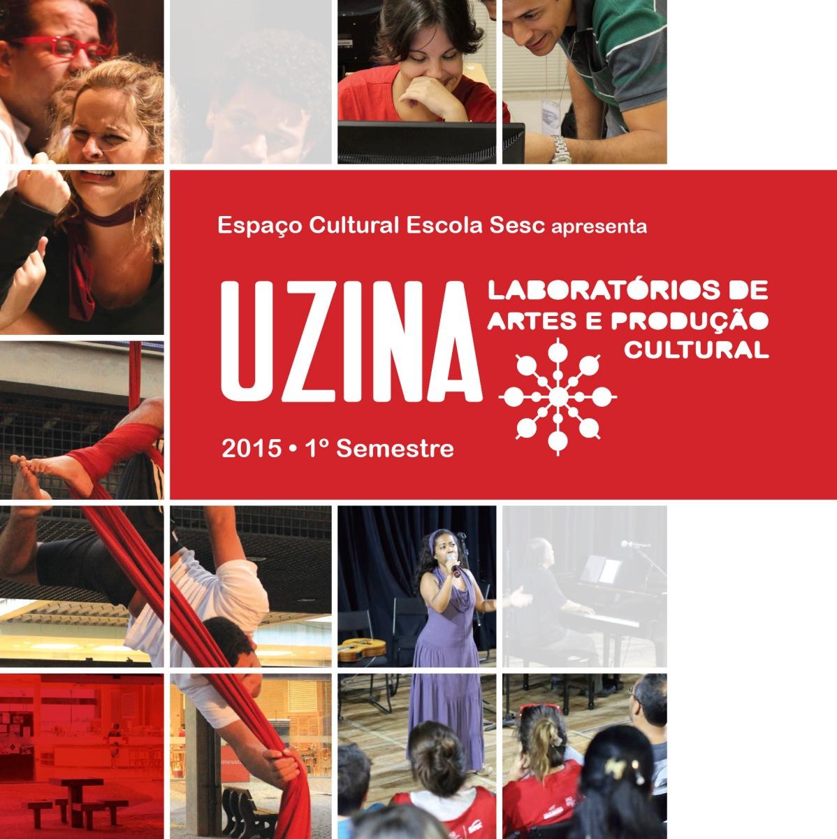 Projeto UZINA: Espaço Cultural Escola SESC recebe inscrições para oficinas gratuitas no Rio de Janeiro