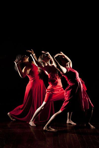 Margaridas Dança em Vidro e Alumínio / foto: Patrick Grosner