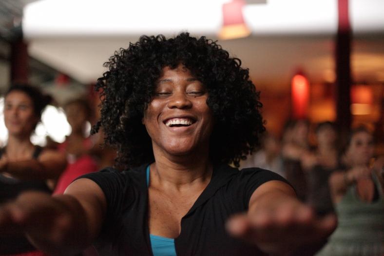 Mariama Camara no África Livre 2013 (RJ) / foto: Stéphane Goanna Munnier