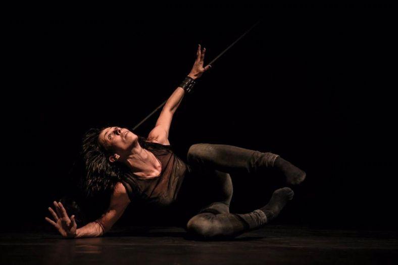 "Paula Zonzini em ""Stage Proof 14/15 // foto: Clarissa Lambert"