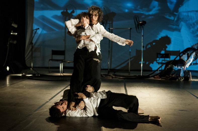 Espectros De Shakespeare – Cia. Corpos Nômades – Foto Inês Correa